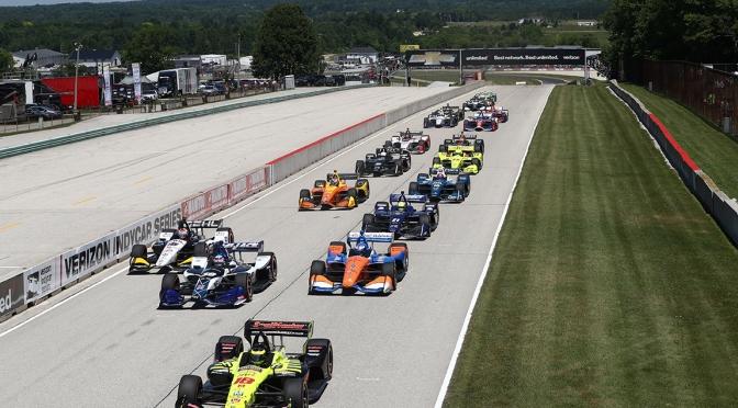 PREVIA: La IndyCar visita Road America