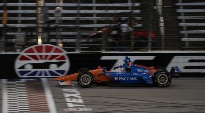 Dixon (FOTO: Chris Jones/INDYCAR)