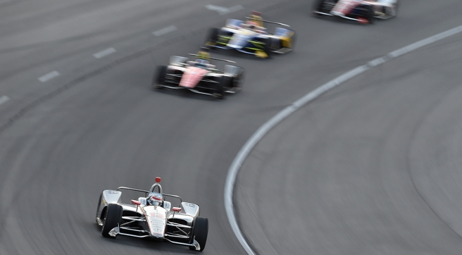 Power Texas (FOTO: Chris Owens/INDYCAR)