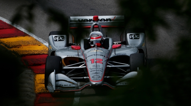 Power (FOTO: Joe Skibinski/INDYCAR)