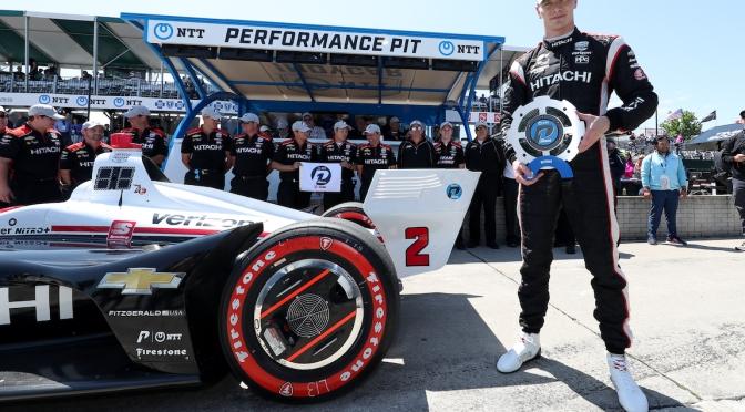 Josef arrancará en la pole en la Carrera 2