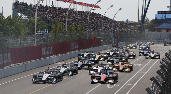 Toronto (FOTO: Chris Jones/INDYCAR)