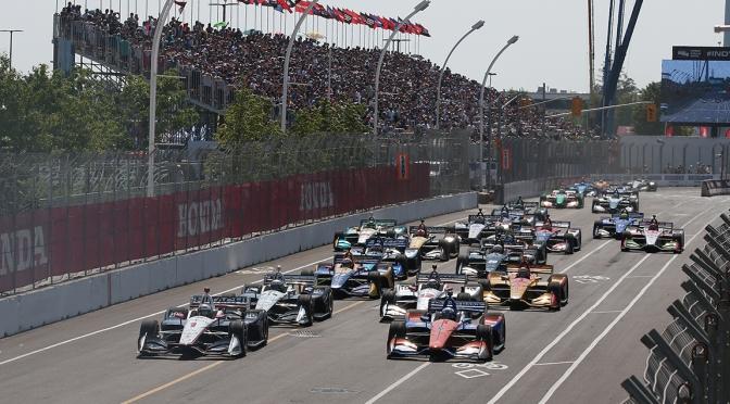 PREVIA: Toronto recibe a la IndyCar