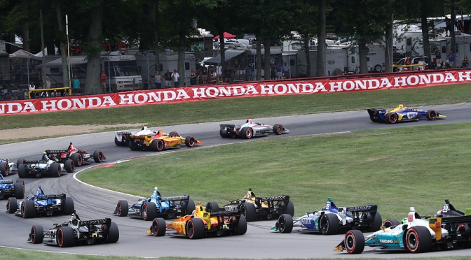 Mid Ohio (FOTO: Chris Jones/INDYCAR)
