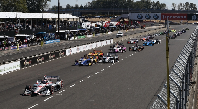 Portland (FOTO: Chris Jones/INDYCAR)