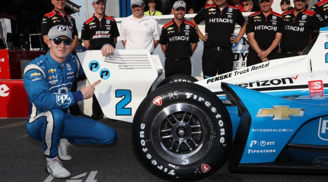 Newgarden (FOTO: Chris Jones/INDYCAR)