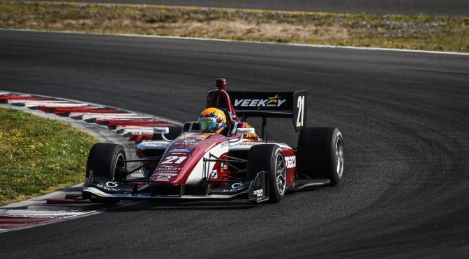 Indy Lights: VeeKay gana de punta a punta en Portland