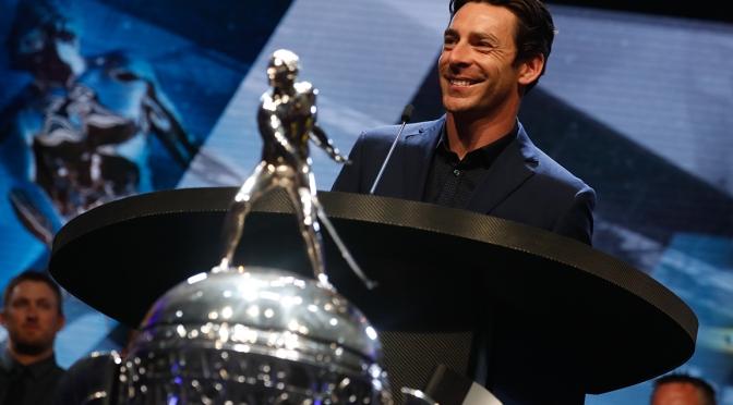 Develan rostro de Pagenaud en trofeo de Indy 500 en Francia