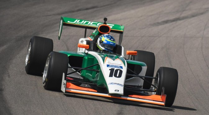 Lindh (FOTO: Road to Indy)