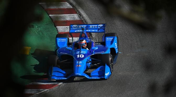Rosenqvist lidera la última práctica del año