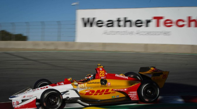 Hunter-Reay (FOTO: Gustavo Rosso/Patagonia Visual Solutions)