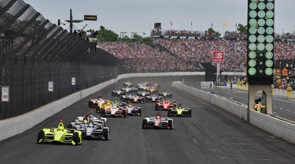Indy 500 (FOTO: John Cote/INDYCAR)