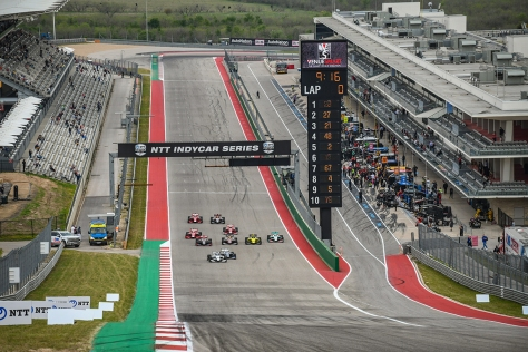 Indy Lights no visitará Austin en 2020 (FOTO: Road to Indy)