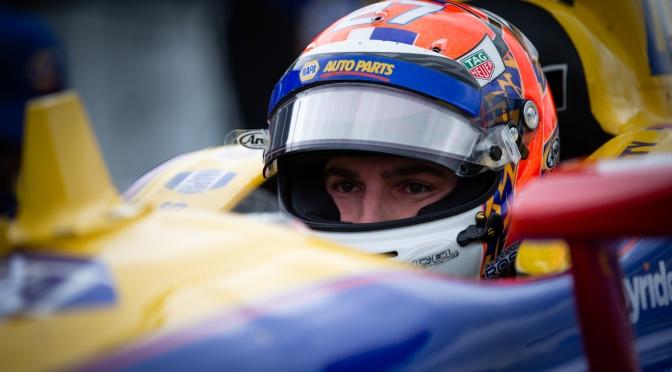 Rossi (FOTO: Stephen King/INDYCAR)