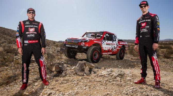 Rossi volverá a la Baja 1000