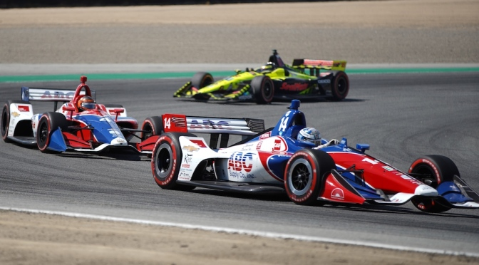 ABC Supply finaliza asociación con Foyt