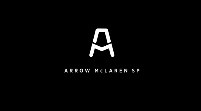 Se presenta ARROW McLaren SP