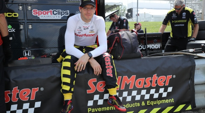 Bourdais (FOTO: Chris Jones/INDYCAR)