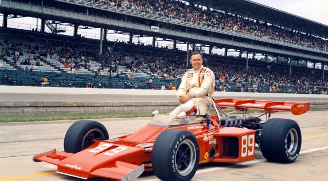 John Martin (FOTO: Indianapolis Motor Speedway)