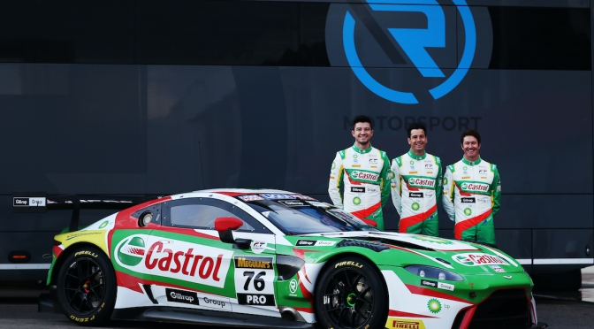 Dixon (FOTO: R-Motorsport Aston Martin)