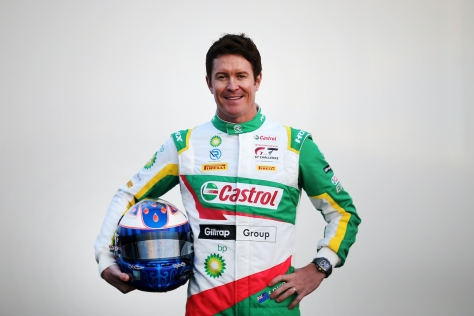 Dixon debutará en autos GT3 (FOTO: R-Motorsport Aston Martin)
