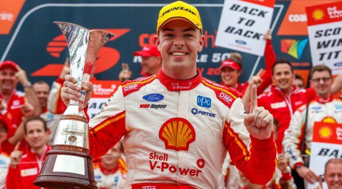 Scott McLaughlin probará un IndyCar en enero