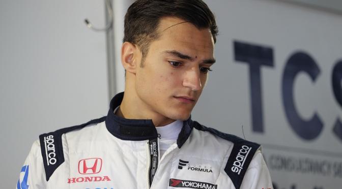 Álex Palou llega a la IndyCar
