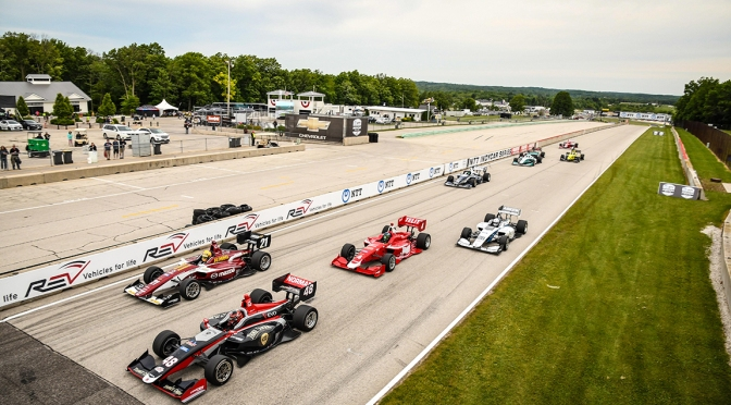 Indy Lights Road America (FOTO: Chris Bucher/Road to Indy)