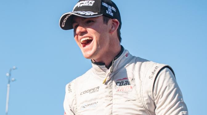 Kirkwood será piloto de Andretti en Indy Lights