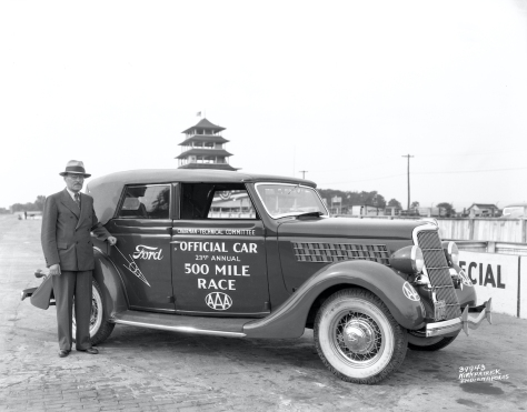 LOUIS SCHWITZER (FOTO: Indianapolis Motor Speedway)