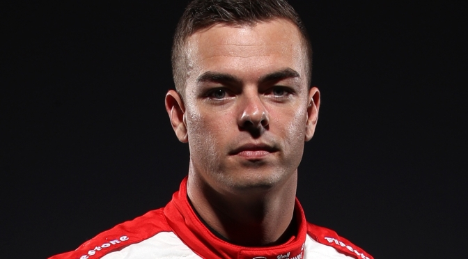 IndyCar Content Day McLaughlin (FOTO: Chris Graythen/Getty Images for INDYCAR Media)