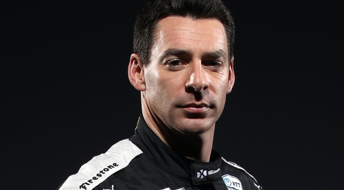 IndyCar Content Day Pagenaud (FOTO: Chris Graythen/Getty Images for INDYCAR Media)