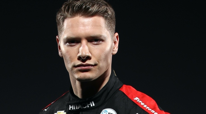 IndyCar Content Day Newgarden (FOTO: Chris Graythen/Getty Images for INDYCAR Media)