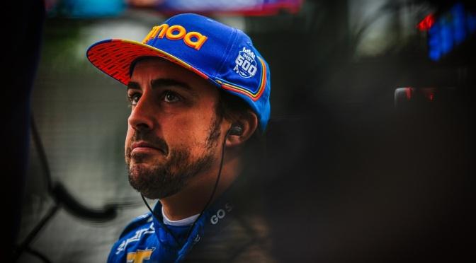 Alonso (FOTO: Shawn Gritzmacher/INDYCAR)