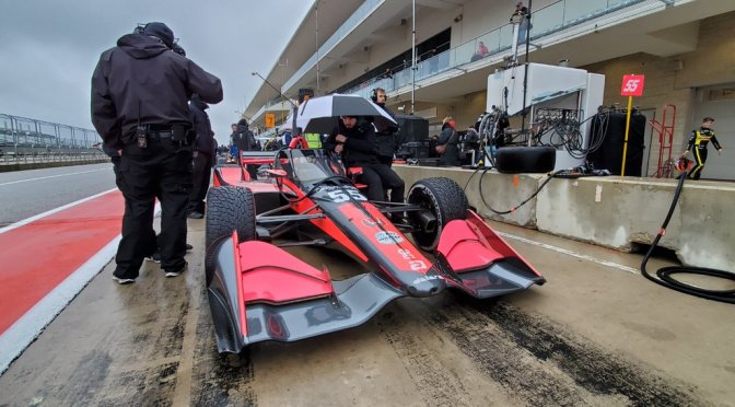 Open Test (FOTO: Circuit of the Americas)