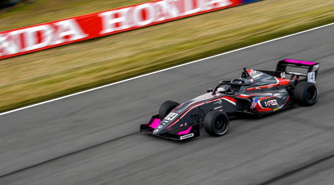 Honda ofrecerá beca al campeón de F3 EUA para Indy Lights