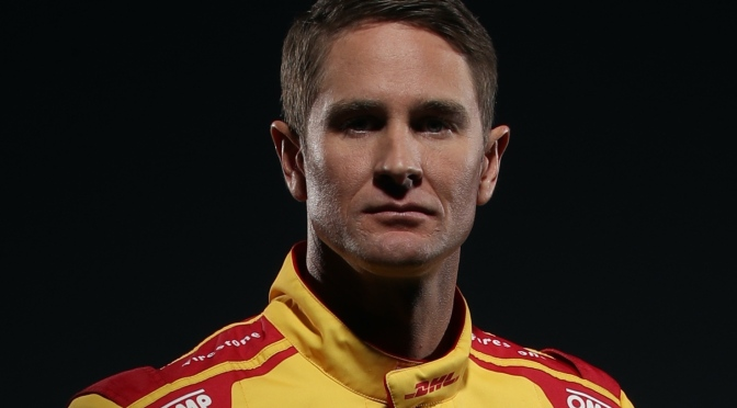 IndyCar Content Day Hunter-Reay (FOTO: Chris Graythen/Getty Images for INDYCAR Media)