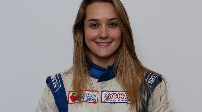 Sabré Cook hará temporada parcial en Indy Pro 2000