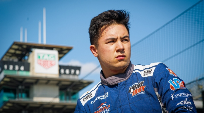 Lights: Megennis sigue en Andretti; Frost se une