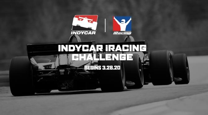Todo listo para el arranque del INDYCAR iRacing Challenge