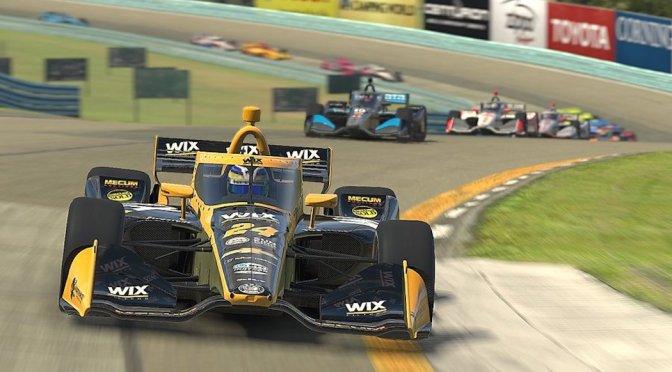 Karam domina en Watkins Glen