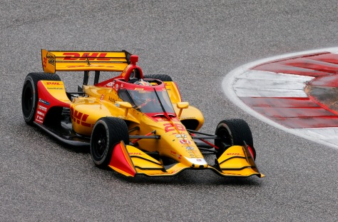 Hunter-Reay (FOTO: Jonathan Ferrey/Getty Images for INDYCAR)