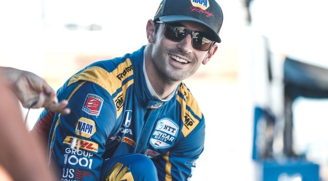 Rossi (FOTO: Joe Skibinski/INDYCAR)