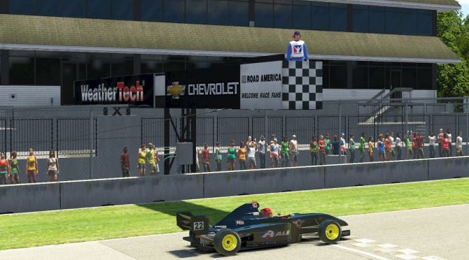 Road to Indy Virtual: Barrichello rompe invicto de Denes
