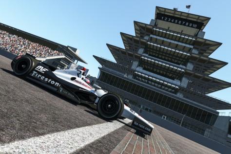 Mario Andretti debuta en el mundo virtual (FOTO: Torque eSports)