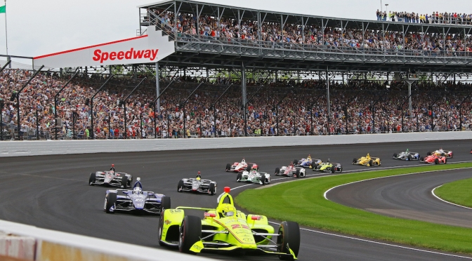 Indy 500 (FOTO: Mike Harding/INDYCAR)