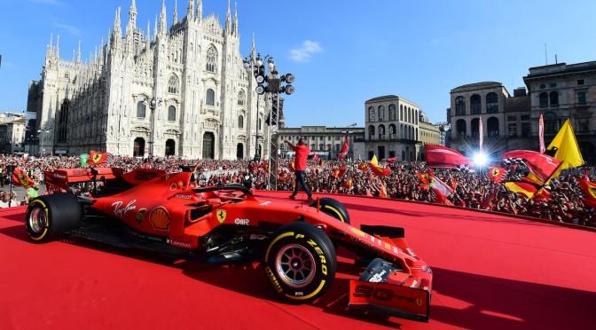 ¿Ferrari explora entrada a IndyCar?