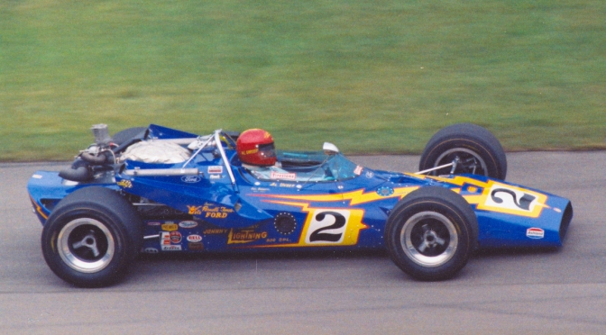 Unser (FOTO: Indianapolis Motor Speedway)