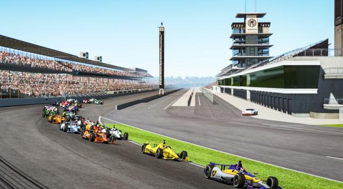 Las leyendas correrán en Indianápolis (virtual)