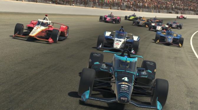 Las parejas de los pilotos harán carrera virtual a beneficio